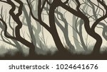 vector horizontal illustration... | Shutterstock .eps vector #1024641676