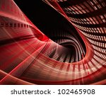 red and black abstract design | Shutterstock . vector #102465908