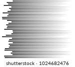 speed lines background  | Shutterstock .eps vector #1024682476