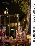beautiful young vietnamese... | Shutterstock . vector #1024686346