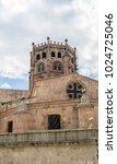 church in the orense region ...   Shutterstock . vector #1024725046