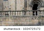 church in the orense region ...   Shutterstock . vector #1024725172