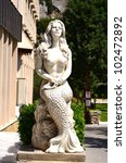 Mermaid Statues