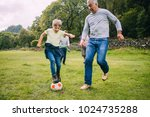 three generation family are... | Shutterstock . vector #1024735288