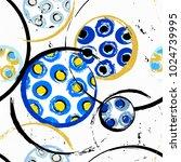 seamless background pattern ...   Shutterstock .eps vector #1024739995