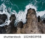 Aerial  Overhead View Of A...