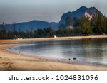 noppharatthara beach  krabi ... | Shutterstock . vector #1024831096