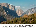 Beautiful Shot Of Yosemite...
