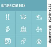 universal icon set and...