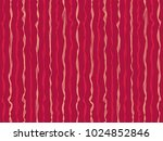 rounded curved stripes vertical ... | Shutterstock .eps vector #1024852846