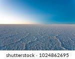 salar de uyuni  bolivia.... | Shutterstock . vector #1024862695