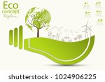 light bulb idea  creative... | Shutterstock .eps vector #1024906225