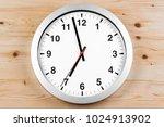 it's seven o'clock already ... | Shutterstock . vector #1024913902