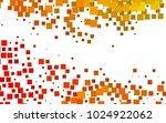light yellow  orange vector... | Shutterstock .eps vector #1024922062