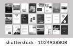 original presentation templates ...   Shutterstock .eps vector #1024938808
