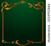 classical baroque vector of...   Shutterstock .eps vector #1024952866