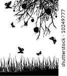 vector nature illustration | Shutterstock .eps vector #10249777