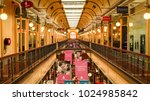 Small photo of Adelaide, South Australia / Australia - 5 /9/2015: Adelaide Arcade during the celebration of Mother Day. A lot of merchants offer special discount