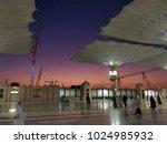 madinah  medina   saudi arabia  ...   Shutterstock . vector #1024985932