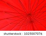 umbrella background   texture | Shutterstock . vector #1025007076