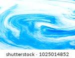 blue marble pattern texture....   Shutterstock . vector #1025014852