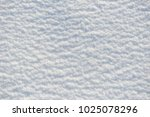 snow for texture or background... | Shutterstock . vector #1025078296