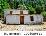 displaced village samaria in... | Shutterstock . vector #1025089612