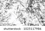 dots and spots of halftone... | Shutterstock .eps vector #1025117986