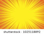 retro comic style background...   Shutterstock .eps vector #1025118892