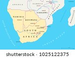 southern africa region... | Shutterstock .eps vector #1025122375
