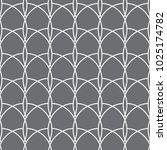 vector seamless pattern. modern ...   Shutterstock .eps vector #1025174782