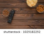 chips  crackers  snacks  a... | Shutterstock . vector #1025182252