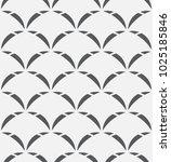 vector seamless pattern. modern ...   Shutterstock .eps vector #1025185846