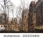 new york   new york  usa.... | Shutterstock . vector #1025231842