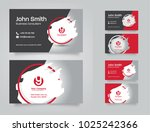 card design template. can be... | Shutterstock .eps vector #1025242366