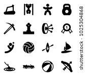 solid vector icon set  ...   Shutterstock .eps vector #1025304868