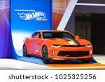 chicago   february 9  the hot...   Shutterstock . vector #1025325256