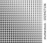 geometric pattern of gradient...