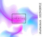 minimal cover banner template.... | Shutterstock .eps vector #1025428912