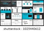 modern minimalist blue... | Shutterstock .eps vector #1025440612