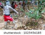 holidays in thailand  chumphon... | Shutterstock . vector #1025456185