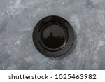 plate. white. for the dish.... | Shutterstock . vector #1025463982