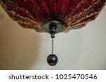 close up ornate light pull... | Shutterstock . vector #1025470546