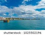 isla mujeres  mexico  january...   Shutterstock . vector #1025502196