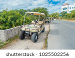 isla mujeres   january 10  2018 ... | Shutterstock . vector #1025502256