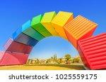 fremantle  australia   jan 7 ... | Shutterstock . vector #1025559175