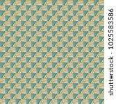 grunge seamless abstract orange ... | Shutterstock . vector #1025583586