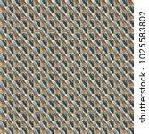 grunge seamless abstract... | Shutterstock . vector #1025583802