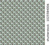 grunge seamless abstract green... | Shutterstock . vector #1025584006