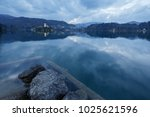 view of famous island and...   Shutterstock . vector #1025621596
